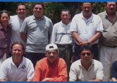 Plan Microrregión Norte de Morazán, El Salvador 2005
