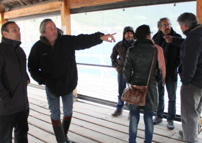 Estudio: Prefactibilidad Del Centro De Convenciones San Martín De Los Andes