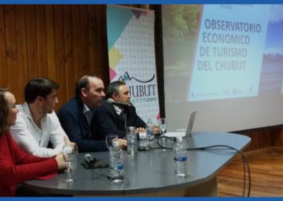 Observatorio Económico de Turismo – Chubut