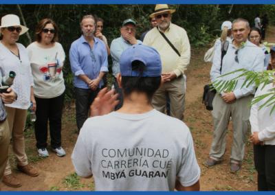 Experiencias de Turismo Comunitario en Paraguay