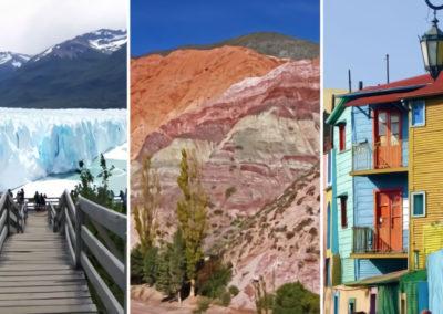 Mapa de Oportunidades de Inversión en Turismo en Argentina