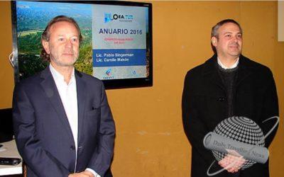 El OEA.TUR presentó el Anuario 2016 durante el CAF 2017