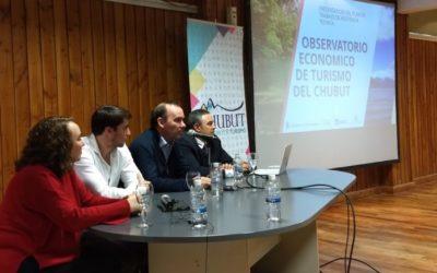 Presentación del Observatorio Económico del Chubut
