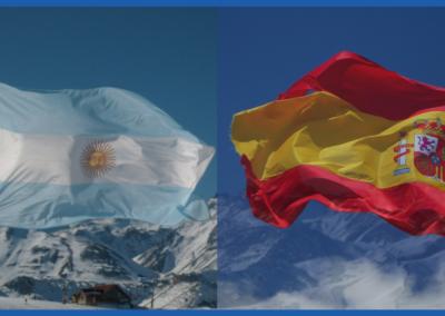 Estudio de mercado de España en Argentina