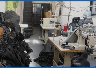Talleres Textiles en la Ciudad de Buenos Aires