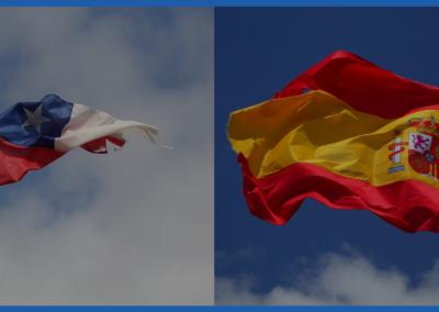Estudio de mercado de España en Chile