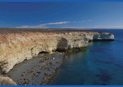 Nuevos productos turísticos – Costa Patagónica