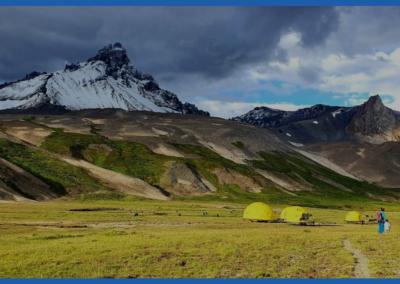 Oferta Turística en la Macroregión Pehuenche